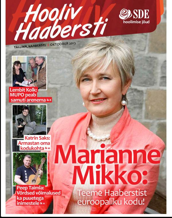 Sotsiaaldemokraadi erakonna Haabersti väljaanne