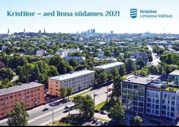 Tallinna Kristiine linnaosa kalender 2021
